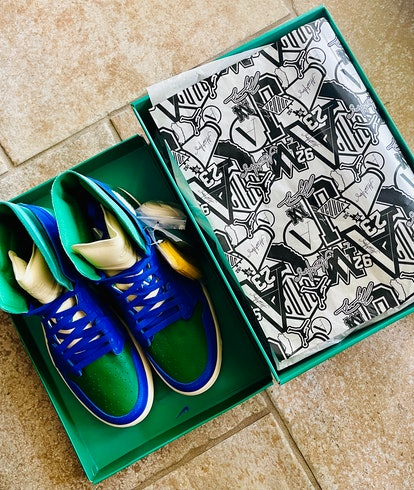 Air Jordan 1 Zoom Aleali May Nike sneakers