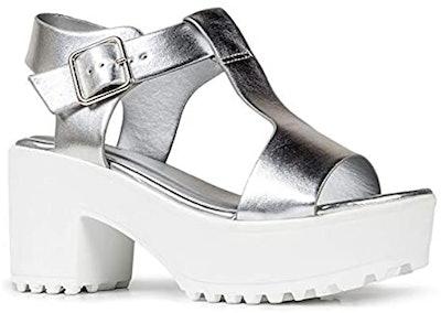 J. Adams Corby Platform Sandals