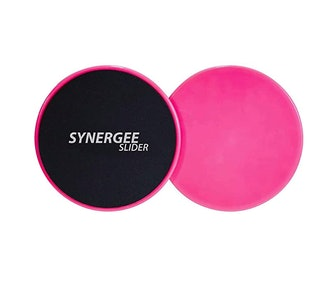 Synergee Dual Sided Core Sliders.