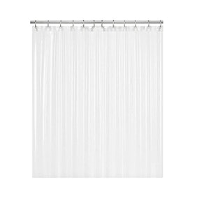 LiBa PEVA Shower Curtain Liner