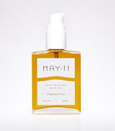 Revitalizing Hair Oil Fragrance Free