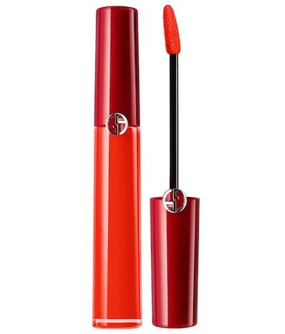 Armani Beauty  Lip Maestro Liquid Matte Lipstick in Vivid Coral