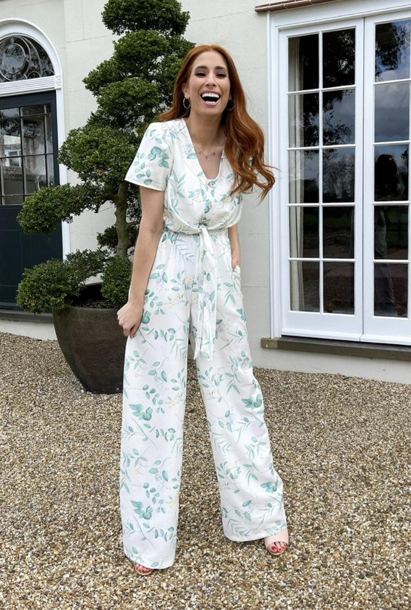 Stacey Solomon models her In The Style collection
