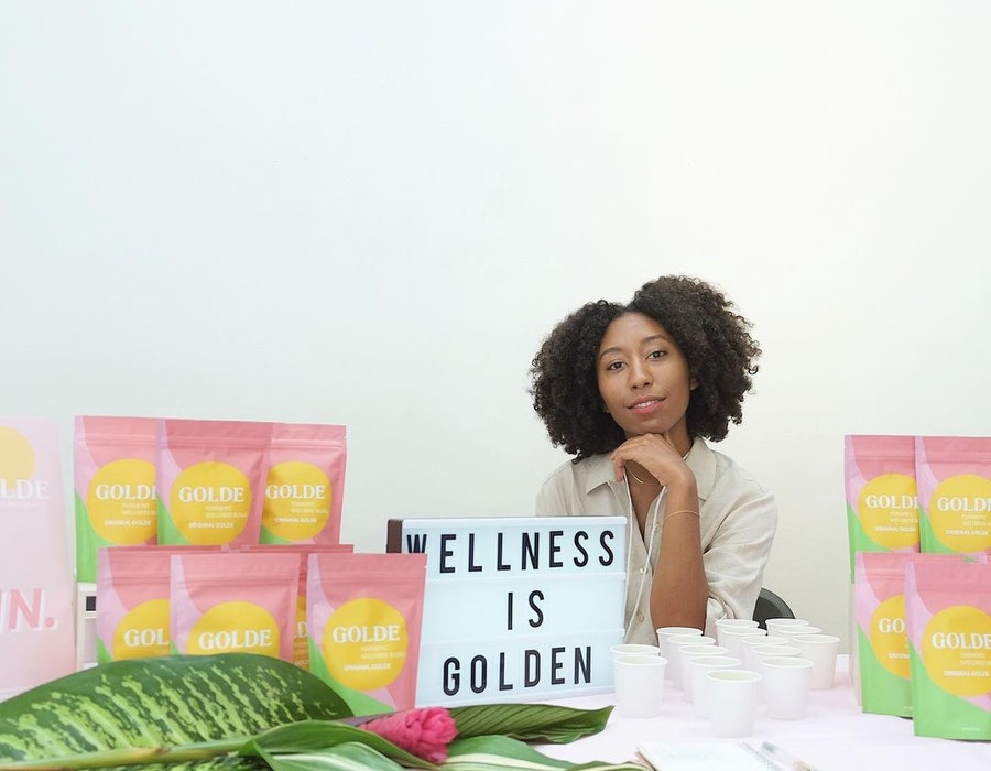 Golde founder trinity mouzon