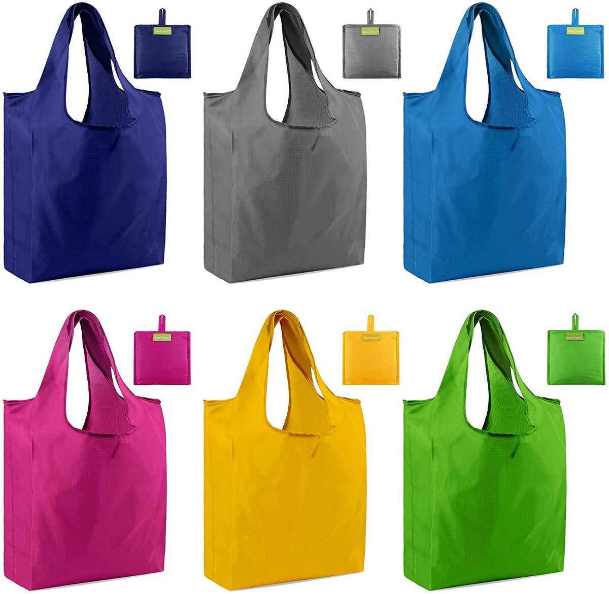 The BeeGreen Reusable Tote Bags