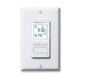 Honeywell Home Programmable Light Switch