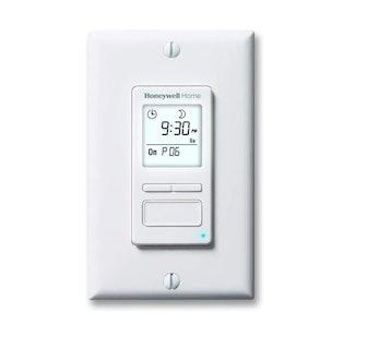 Honeywell Home Programmable Light Switch