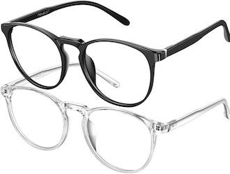 FEIYOLD Blue Light Blocking Glasses