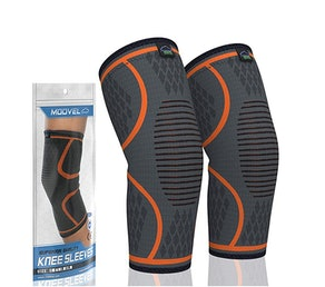 MODVEL Knee Compression Sleeve (2-Pack)