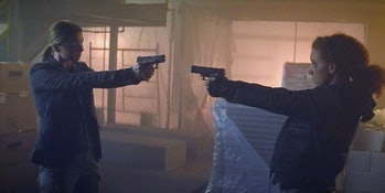 Falcon and Winter Soldier Sharon Carter Karli Morgenthau