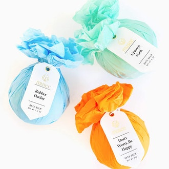 Musee Happy Go Lucky Bath Balm Set (3 Pack)