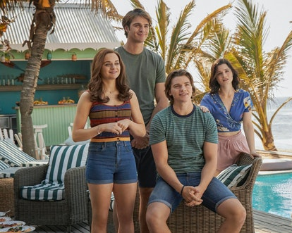 'The Kissing Booth' trilogy concludes this August. Photo via Netflix