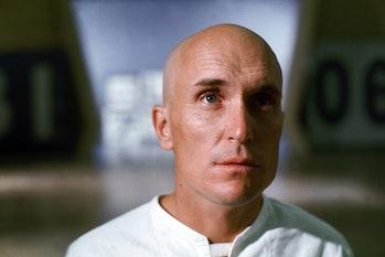 Robert Duvall in THX 1138