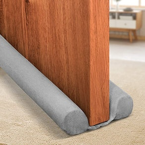 Holikme Twin Door Draft Stopper