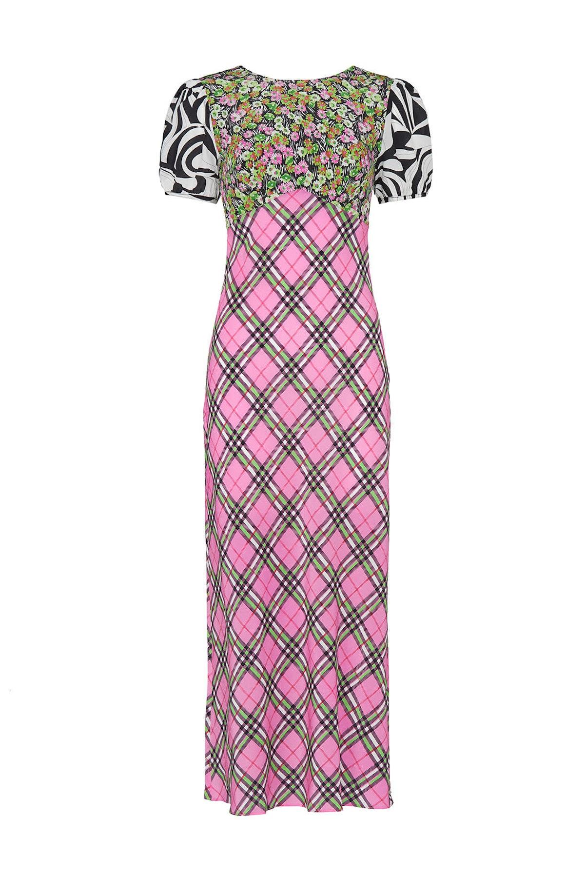 Multi Print Winnie Dress
