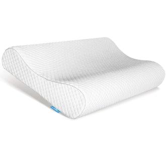 AM AEROMAX Contour Memory Foam Pillow