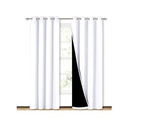 NICETOWN Blackout Window Curtain Panels