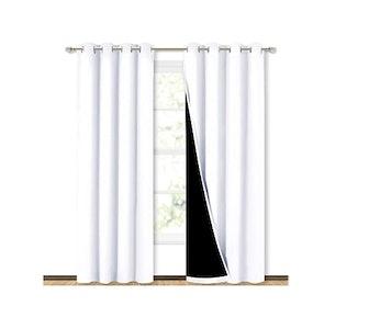 NICETOWN Blackout Window Curtain Panels