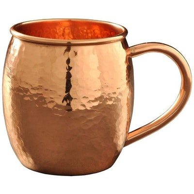 Alchemade Copper Barrel Mug For Moscow Mules (Set of 1)