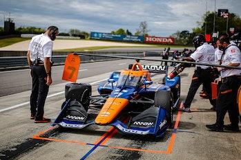 McLaren Racing Arrow Indy Car