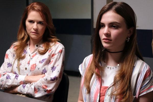 SARAH DREW and CHIARA AURELIA star in Freeform's 'Cruel Summer'