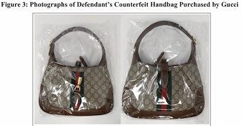 Gucci Facebook Counterfeit Lawsuit