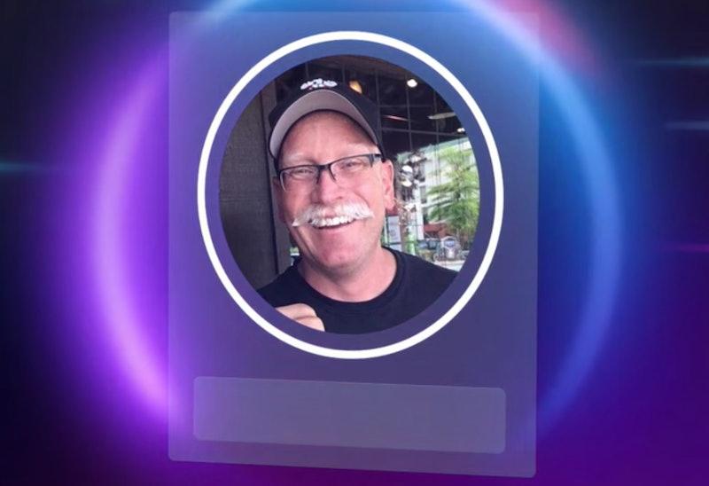 "The new ""John"" profile  on The Circle Season 2."