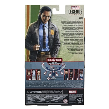 Hasbro Loki Action Figure