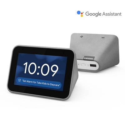 Smart Clock with Google Assistant
