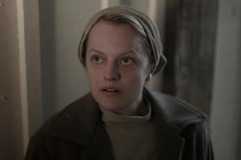 Elisabeth Moss in The Handmaids Tale Season 4 via Hulu Press Site