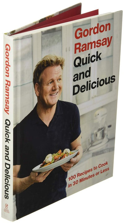 Quick and Delicious by Gordon Ramsay Hardcover