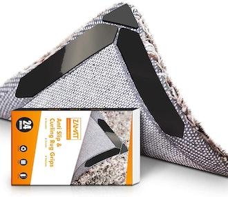 ZAMAT Anti Slip Rug Grippers (24 Pack)