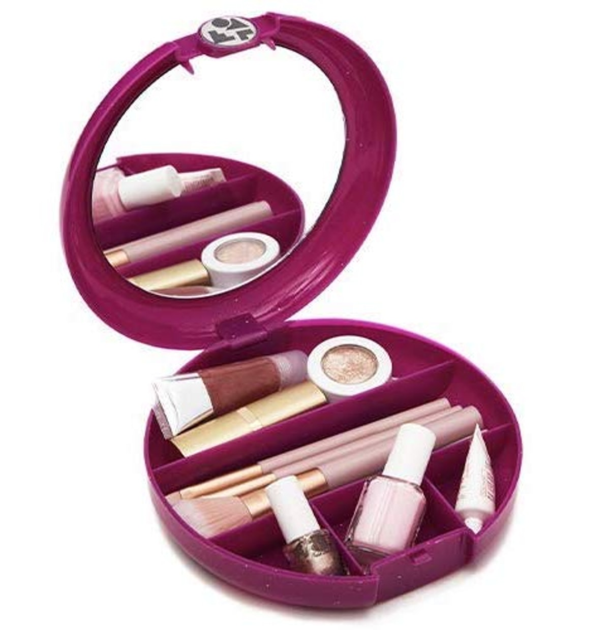 Caboodles Cosmic Cosmetic Retro Compact