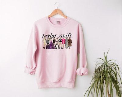 Taylor Swift Eras Sweatshirt