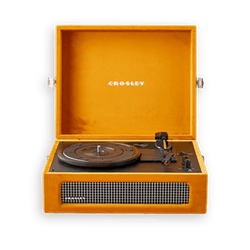 Hover to zoom.  Crosley UO Exclusive Velvet Voyager Bluetooth Record Player