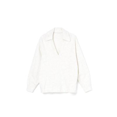 Rosalia Polo Sweatshirt