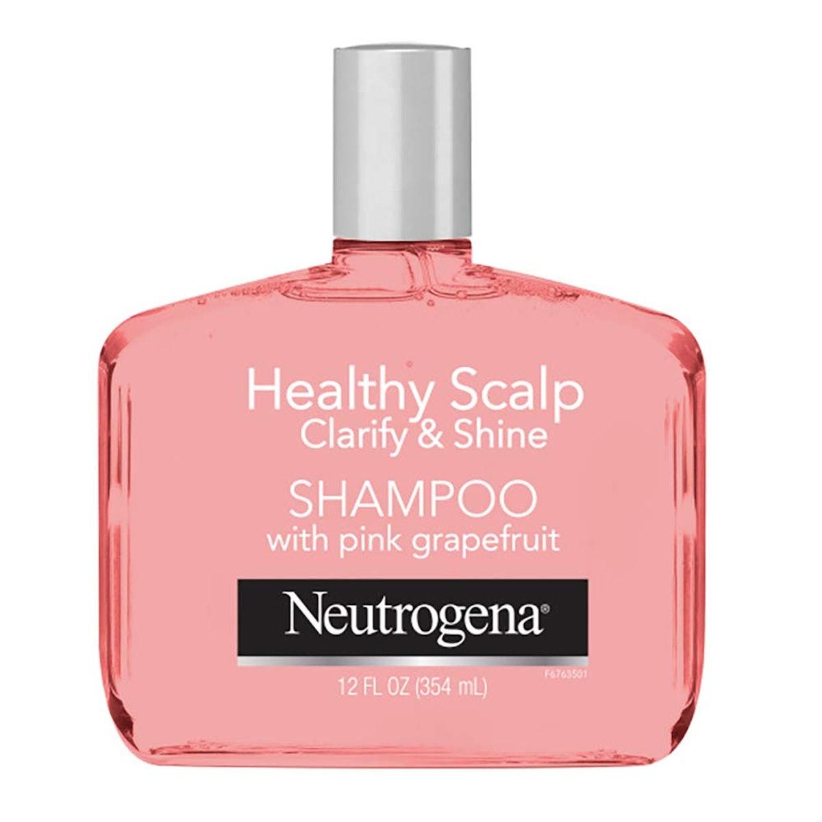 Neutrogena Exfoliating Healthy Scalp Clarify & Shine Shampoo