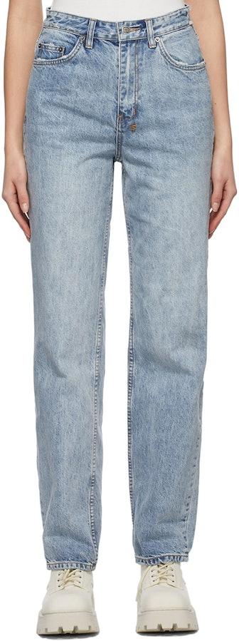 Blue Playback Jeans