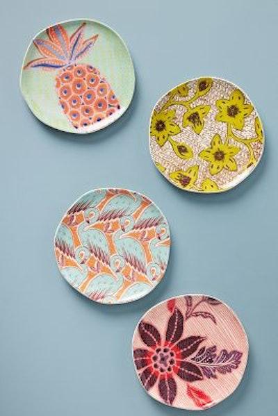 Macaria Dessert Plate