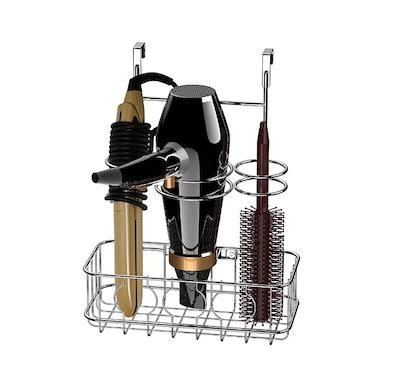 SimpleHouseware Hair Dryer & Styling Tools Organizer