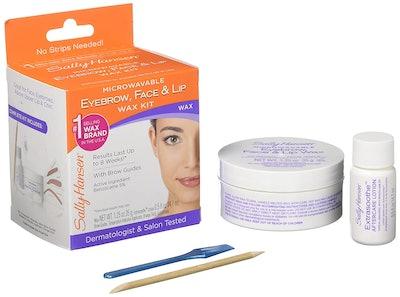 Sally Hansen Stripless Face Wax Kit