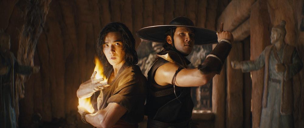 'Mortal Kombat' live-action film