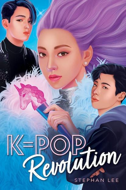 K-Pop Revolution by Stephan Lee cover