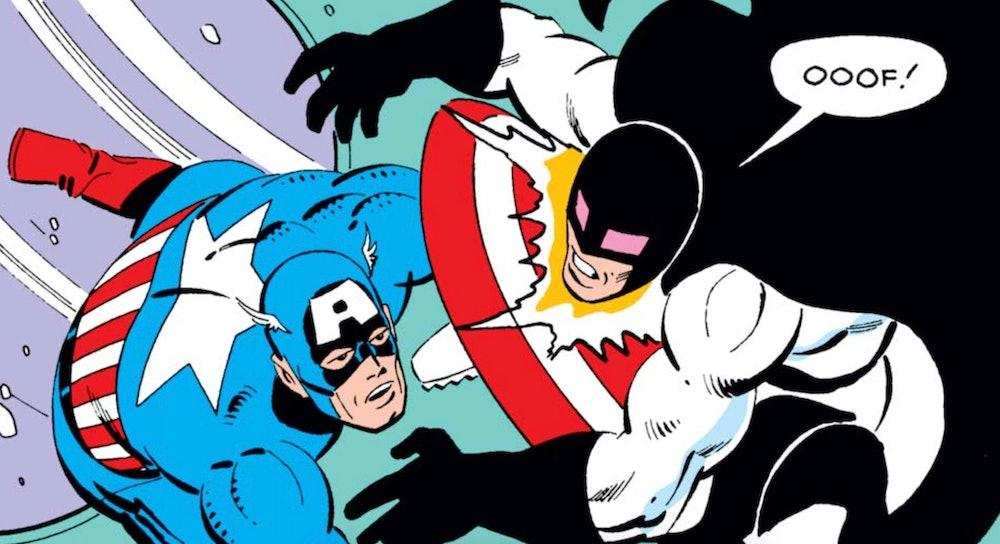 The Flag-Smasher in Marvel Comics.