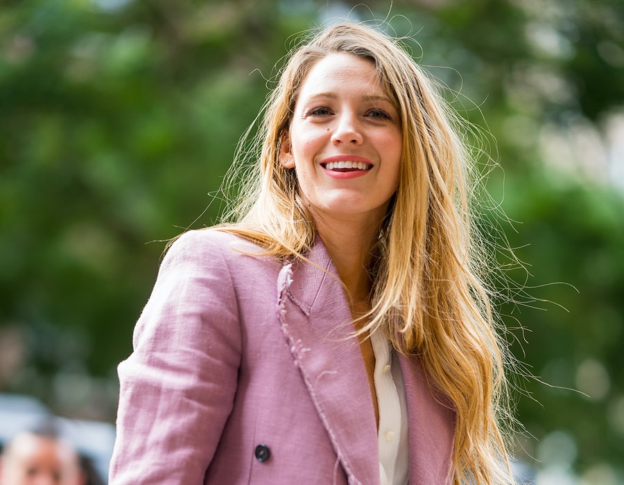 NEW YORK, NY - AUGUST 20: Blake Lively is seen on August 20, 2018 in New York City.