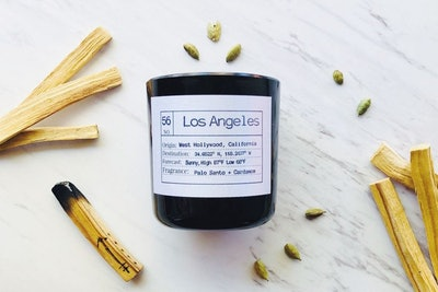 Los Angeles Soy Candle