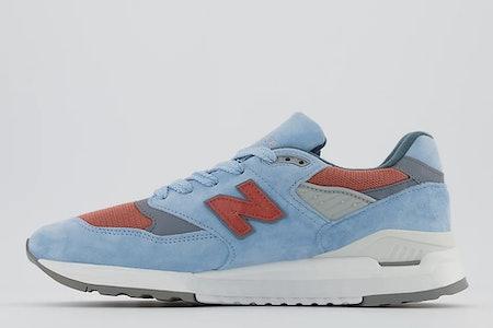 New Balance 998 Made Responsibly