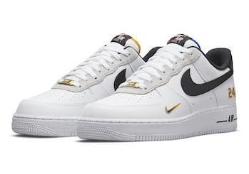 Ken Griffey Jr. Sr. Nike Air Force 1
