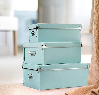 SEEKIND Decorative Storage Bins