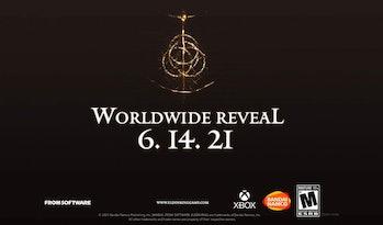 elden ring trailer leak reveal e3 2021
